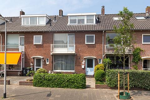 Oranje Nassaustraat 7 , Noordwijk