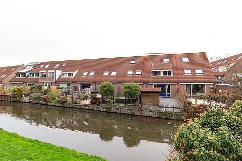Brittenhuis 84 , Noordwijkerhout