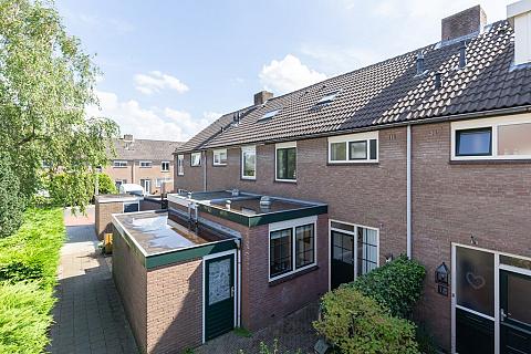 Heggerank 17 , Noordwijkerhout