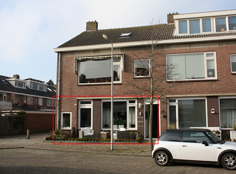 P J Warmerdamstraat 17 , De Zilk